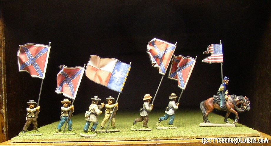 Flag Bearers 15mm