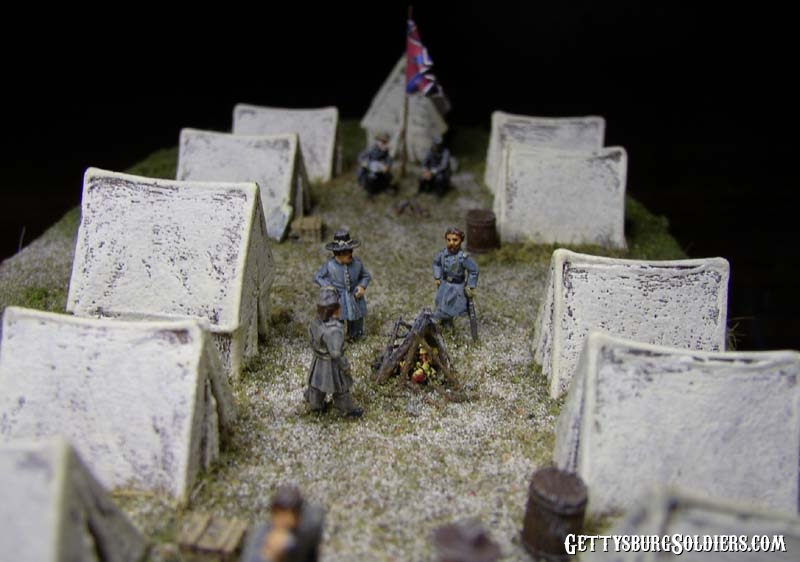 Confederate camp 4