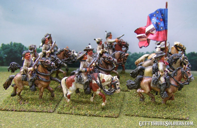 Native American Cavalry