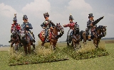 Waterloo British Command