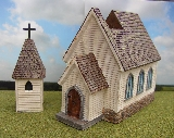 Musket Miniatures Church